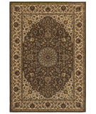 RugStudio presents Rizzy Chateau Ch4196 Brown Machine Woven, Good Quality Area Rug