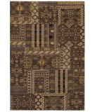RugStudio presents Rizzy Chateau Ch4225 Brown Machine Woven, Good Quality Area Rug