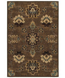 RugStudio presents Rizzy Chateau Ch4237 Brown Machine Woven, Good Quality Area Rug