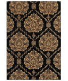 RugStudio presents Rizzy Chateau Ch4238 Black Machine Woven, Good Quality Area Rug