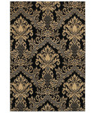 RugStudio presents Rizzy Chateau Ch4242 Black Machine Woven, Good Quality Area Rug