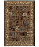 RugStudio presents Rizzy Chateau Ch4328 Black Machine Woven, Good Quality Area Rug