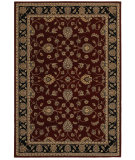 RugStudio presents Rizzy Chateau Ch4346 Red Machine Woven, Good Quality Area Rug