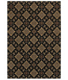RugStudio presents Rizzy Chateau Ch4360 Black Machine Woven, Good Quality Area Rug