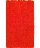 RugStudio presents Rizzy Commons Co8364 Light Orange Hand-Tufted, Good Quality Area Rug