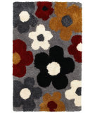 RugStudio presents Rizzy Commons Co8375 White Hand-Tufted, Good Quality Area Rug