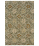 RugStudio presents Rizzy Country CT-0917 Green Hand-Tufted, Good Quality Area Rug