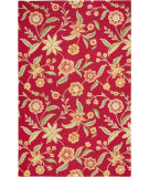 RugStudio presents Rizzy Country CT-1585 Red Hand-Tufted, Good Quality Area Rug