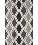 RugStudio presents Rizzy Country Ct2594 Gray Hand-Tufted, Good Quality Area Rug