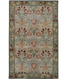 RugStudio presents Rizzy Century Cy2678 Beige/Green Hand-Tufted, Good Quality Area Rug
