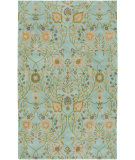 RugStudio presents Rizzy Century Cy2859 Light Blue Hand-Tufted, Good Quality Area Rug