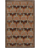 RugStudio presents Rizzy Century Cy2871 Brown Hand-Tufted, Good Quality Area Rug