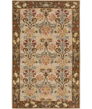 RugStudio presents Rizzy Century Cy2877 Beige/Brown Hand-Tufted, Good Quality Area Rug