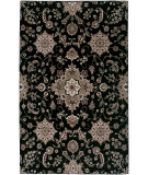 RugStudio presents Rizzy Diamond Dd3235 Black Machine Woven, Good Quality Area Rug