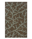 RugStudio presents Rizzy Dimensions DI-0988 Brown Hand-Tufted, Good Quality Area Rug