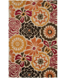 RugStudio presents Rizzy Dimensions Di2821 Light Gold Hand-Tufted, Good Quality Area Rug