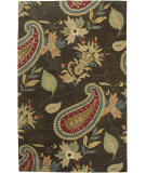 RugStudio presents Rizzy Destiny Dt0919 Brown Hand-Tufted, Good Quality Area Rug