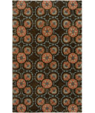 RugStudio presents Rizzy Destiny Dt2593 Brown Hand-Tufted, Good Quality Area Rug