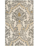 RugStudio presents Rizzy Destiny Dt5070 Beige Hand-Tufted, Good Quality Area Rug