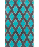 RugStudio presents Rizzy Fusion FN-2209 Gray Hand-Tufted, Good Quality Area Rug