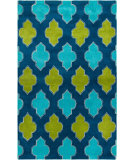 RugStudio presents Rizzy Fusion FN-2247 Blue Hand-Tufted, Good Quality Area Rug