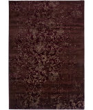 RugStudio presents Rugstudio Sample Sale 101228R Red Machine Woven, Better Quality Area Rug