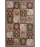 RugStudio presents Rizzy Galleria Ga3450 Brown Machine Woven, Better Quality Area Rug
