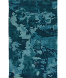 RugStudio presents Rizzy Highland Hd2552 Blue Hand-Tufted, Good Quality Area Rug