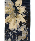 RugStudio presents Rizzy Highland Hd2840 Navy Hand-Tufted, Good Quality Area Rug