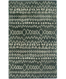 RugStudio presents Rizzy Highland Hd3002 Charcoal Hand-Tufted, Good Quality Area Rug