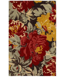 RugStudio presents Rizzy Highland Hd8083 Brown Hand-Tufted, Good Quality Area Rug