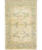 RugStudio presents Rugstudio Sample Sale 65198R Ivory Hand-Knotted, Best Quality Area Rug