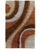 RugStudio presents Rizzy Kempton KM-2325 Brown Area Rug