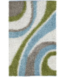 RugStudio presents Rizzy Kempton KM-2326 Baby Blue Area Rug