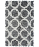 RugStudio presents Rizzy Kempton Km2448 Gray Area Rug