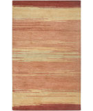 RugStudio presents Rizzy Mojave Mv3163 Red Hand-Tufted, Best Quality Area Rug