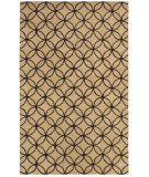 RugStudio presents Rizzy Opus Op8114 Beige/Brown Hand-Tufted, Good Quality Area Rug