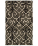RugStudio presents Rizzy Opus Op8118 Gray Hand-Tufted, Good Quality Area Rug