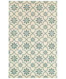 RugStudio presents Rizzy Opus Op8234 White Hand-Tufted, Good Quality Area Rug