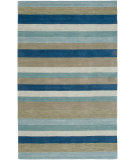 RugStudio presents Rizzy Platoon Pl3129 Blue Woven Area Rug