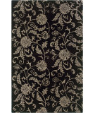RugStudio presents Rizzy Pandora PR-0262 Black Hand-Tufted, Good Quality Area Rug