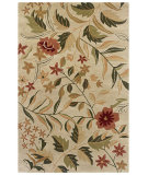 RugStudio presents Rizzy Pandora PR-0975 Beige Hand-Tufted, Good Quality Area Rug
