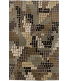 RugStudio presents Rizzy Pandora PR-2059 Brown Hand-Tufted, Good Quality Area Rug
