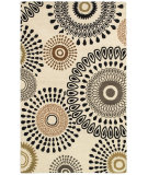 RugStudio presents Rizzy Pandora Pr8093 White Hand-Tufted, Good Quality Area Rug
