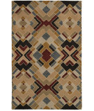 RugStudio presents Rizzy Pandora Pr8144 Beige Hand-Tufted, Good Quality Area Rug