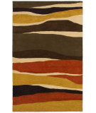 RugStudio presents Rizzy Pandora Pr8146 Rust Hand-Tufted, Good Quality Area Rug