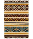 RugStudio presents Rizzy Pandora Pr8179 Beige Hand-Tufted, Good Quality Area Rug