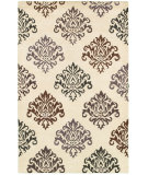 RugStudio presents Rizzy Pandora Pr8235 White Hand-Tufted, Good Quality Area Rug