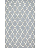 RugStudio presents Rugstudio Sample Sale 65355R Gray Flat-Woven Area Rug