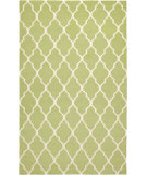 RugStudio presents Rizzy Swing SG-2100 Light Green Flat-Woven Area Rug